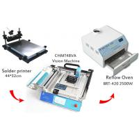 Wholesale SMT Pick And Place Equipment 2500w Solder Reflow Oven With Surface Mount Technology from china suppliers