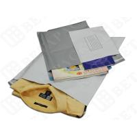 Wholesale Personalized Poly Mailer Gray Poly Shipping Bags With Hot Melt Strong Glue from china suppliers