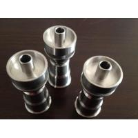 Wholesale Wholesale titanium nail domeless-Direct inject design fits both 14mm male glass joints and from china suppliers