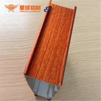 China Aluminium China manufacturer powder coated aluminium louvers profile / exterior aluminum shutters for sale