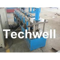 Wholesale Hydraulic Cutting, 8 - 11 Stations, Steel Angle Roll Forming Machine TW-L50 from china suppliers