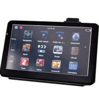 Quality 5 Inch 4GB Card GPS Car Navigation System Black With USB 2.0 for sale