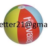 China 16 Inch PVC Inflatable Beach Ball on sale