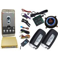 Buy cheap Gps Auto Tracking Vehicle Security Alarm System 12V / 24V Mobile App Central Lock Or Unlock from Wholesalers