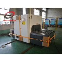 China High Speed Automatic Packaging PE Strapping Machine , Corrugated Box Strapper Machine Pass ISO,CE for sale
