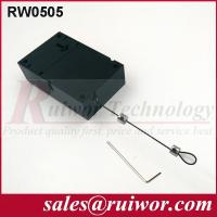 Wholesale Retail Stores Display Cell Phone Anti Theft Cable With Adjustable Loop End from china suppliers