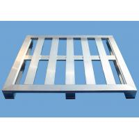 Wholesale 4 Way Anodized Aluminum Pallets , Industrial Extruded Aluminium Profiles from china suppliers