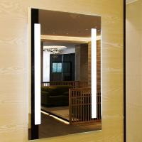 Wholesale Smart Touch Sensor Switch Led Bathroom Wall Mirror Fogless Shower Mirror from china suppliers