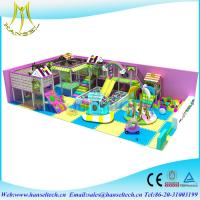 China Hansel indoor playground business plan popular in the park outdoor on sale