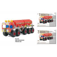 Wholesale STEM Learning 438 Pcs Building Blocks Toys For 8 Year Olds Metal Assembly Vehicle from china suppliers