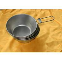 Wholesale Titanium Outdoors Products--Titanium Plate/Bowl from china suppliers