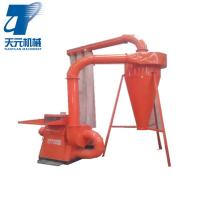 Buy cheap Multifunctional wood log crusher machine wood sawdust machine r for mushroom  bedding from wholesalers