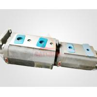 Buy cheap Genuine XCMG SANY Zoomlion Crane Spare Parts 4 Joint Gear Pump 1010000020 from wholesalers