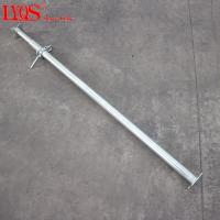 Buy cheap New Galvanized Tubular Steel Adjustable Shoring Slab Props from wholesalers