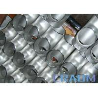 Wholesale Alloy 600 Nickel Alloy Steel Equal & Reducing Tee Inconel Nickel Alloy Fittings from china suppliers