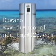 China Dolphin Air Source Heat Pump boiler, heat pump water heater on sale