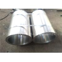 Wholesale Forged Pipe metal sleeves S235JRG2 1.0038 EN10250-2:1999 for Steam Turbine Guider Ring from china suppliers
