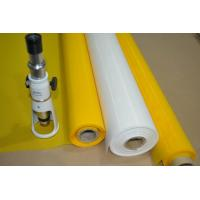 84 Micron Polyester Screen Printing Mesh Silk Bolting Cloth For PCB / Glass for sale