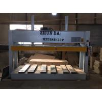 Wholesale Two Hydraulic Cylinder Veneer Pressing Machine With Short - Oil Protector 380 Voltage from china suppliers