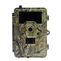 Wholesale 2.4 inch color display Outside Wild Game Infrared Trail Hunting Camera , CE / ROHS / FCC Approvals from china suppliers