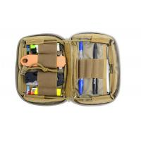 First Aid Empty Rescue Gear Bag for Travel Camping Sport Medical Emergency
