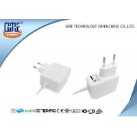 Wholesale Massage Chair white wall wart power adapter 220v 50hz 110v 60hz converter from china suppliers