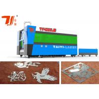 Wholesale Cnc Laser Cutting Machine For Stainless Steel , Metal Plate Cutting Machine from china suppliers