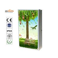 Buy cheap Business Stand Alone Outdoor LCD Advertising Display , Standing Advertising Display from wholesalers