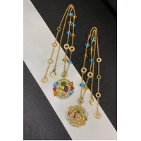 Wholesale 18k Yellow Gold Geometric 16.7 Inches Astrale Pendant Necklace from china suppliers