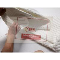 Buy cheap Cheap Knitted Fabric Mattress Cover invisible zipper for foam mattress from wholesalers