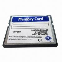 Wholesale Compact Flash Card, 32, 64, 128, 256, 512MB, 1, 2, 4, 8, 16, 32GB Capacity/CF Cards from china suppliers