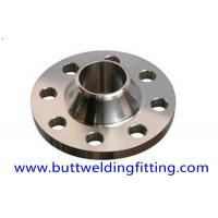 Buy cheap 150LB 14'' CuNi 90/10 Forged Steel WN Flanges BW RF STD B16.5 from wholesalers