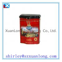 Wholesale Large Chinese Tea Tin Box from china suppliers