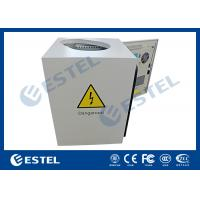 Wholesale Anti - Corrosion Pole Mounted Cabinet With Shaped Hole Full Protection from china suppliers
