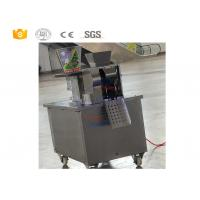 Buy cheap High Speed Industrial Food Machinery Small Dumpling Machine For Restaurants / from wholesalers