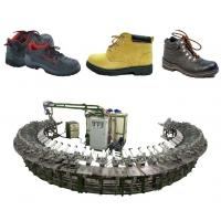 Quality Certified Polyurethane safety boots injection making production line for sale