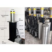 Wholesale Removable Traffic Hydraulic Bollards Electric Security Bollards CE SGS Rohs FCC from china suppliers