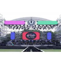 China Waterproof IP65 Background LED TV Screen Rental P5.9 P6.25 500x500mm LED Cabinet on sale