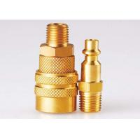 Wholesale Nickle Plated Quick Disconnect Coupling LAM American Type ISO 6150B Standard from china suppliers