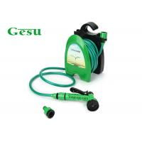 Wholesale 10 M Garden Water Hose Reel Set System / Plastic Small Garden Hose Reel from china suppliers