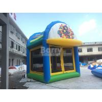 Buy cheap Customized Commercial Bounce House , Bouncing Castle For Children from wholesalers
