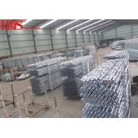 Wholesale Steel Spigotted Cuplock Formwork System 100mm For Bridges / Elevated Roads from china suppliers