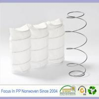 China 100% polypropylene roll fabric non-woven fabric material for mattress packing on sale