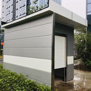 China Guard Room Prefab Tiny House 15m2 Bungalow Prefabricated House Granny Flats on sale