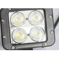 Wholesale 40W Offroad LED Work Lights , Beacon 4WD UTE SUV Jeep Driving Lights from china suppliers