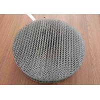 China SS316L 500X Wire Mesh Structured Packing Custom Size 400 - 100mm Fast Delivery on sale