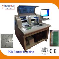 Wholesale Tab Routed Depaneling PCB Router Equipment With 650*500mm Working Area from china suppliers