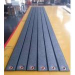 China graphite sliding pad/graphite sanding pad for wide belt sanding machine for sale