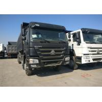 Buy cheap Mineral Transport Automatic Heavy Dump Truck Tipper 30-40T 8500×2300×1500mm Cargo from wholesalers