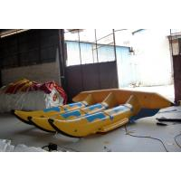 Wholesale Floating Inflatable Water Toys , 6 Seats 0.9mm PVC Inflatable Flyfish for Water Game from china suppliers